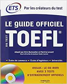 Guide officiel du test TOEFL