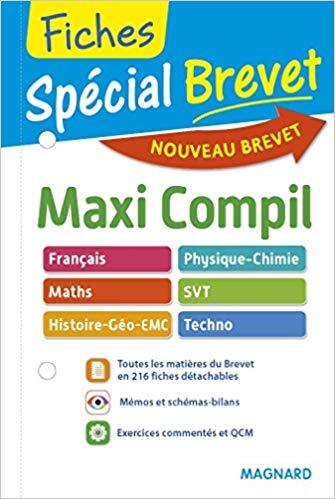 Spécial Brevet - Maxi Compil