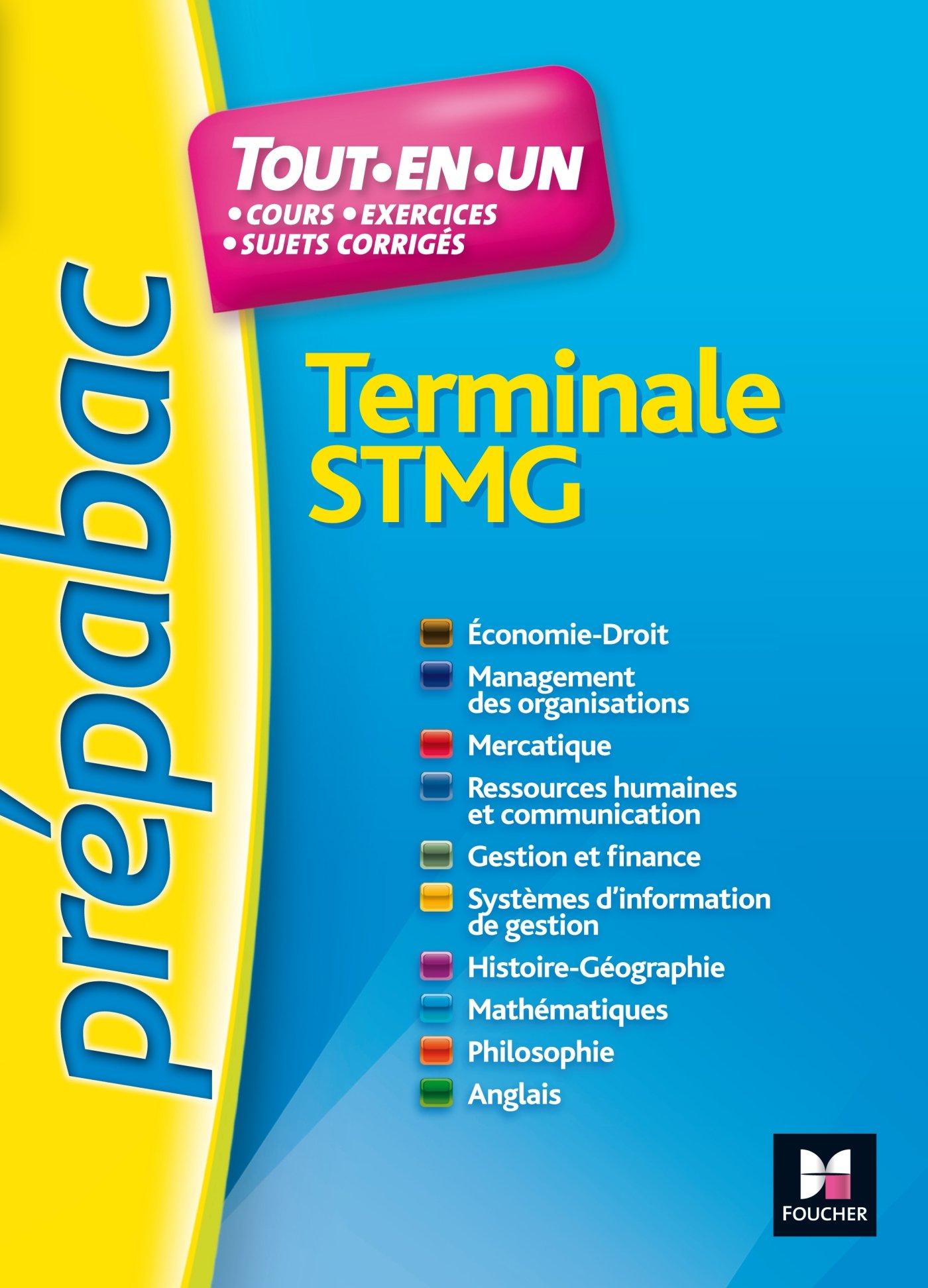 PREPABAC - Toute la terminale STMG