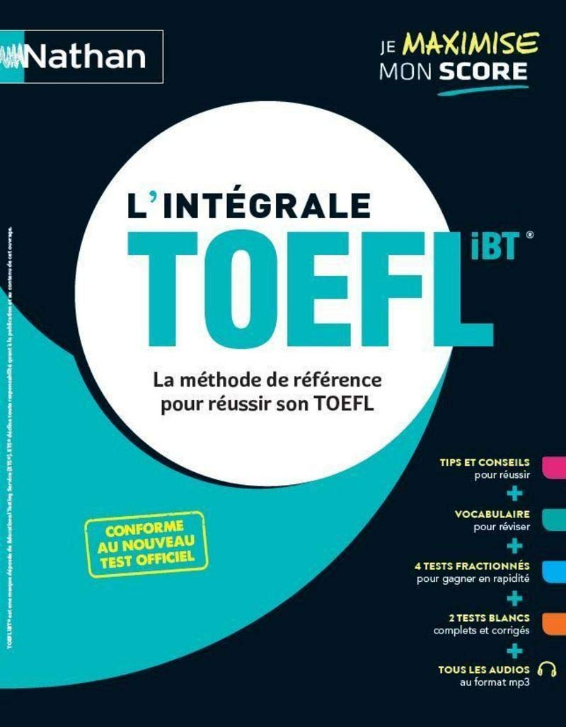 L'intégrale TOEFL 2020