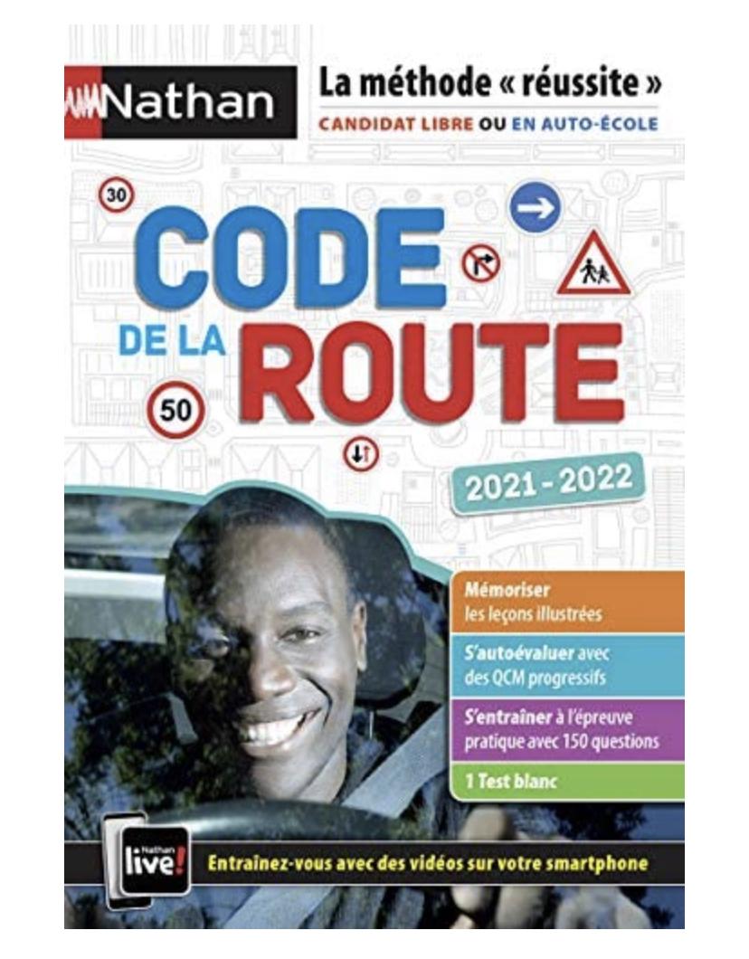 Code de la route 2021 / 2022 - (Janvier 2021