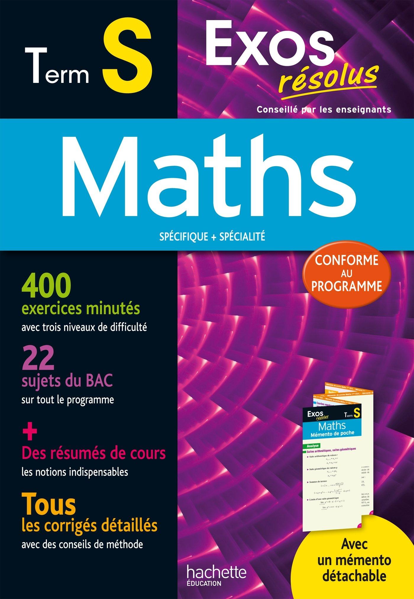 Exos Resolus Maths Term S