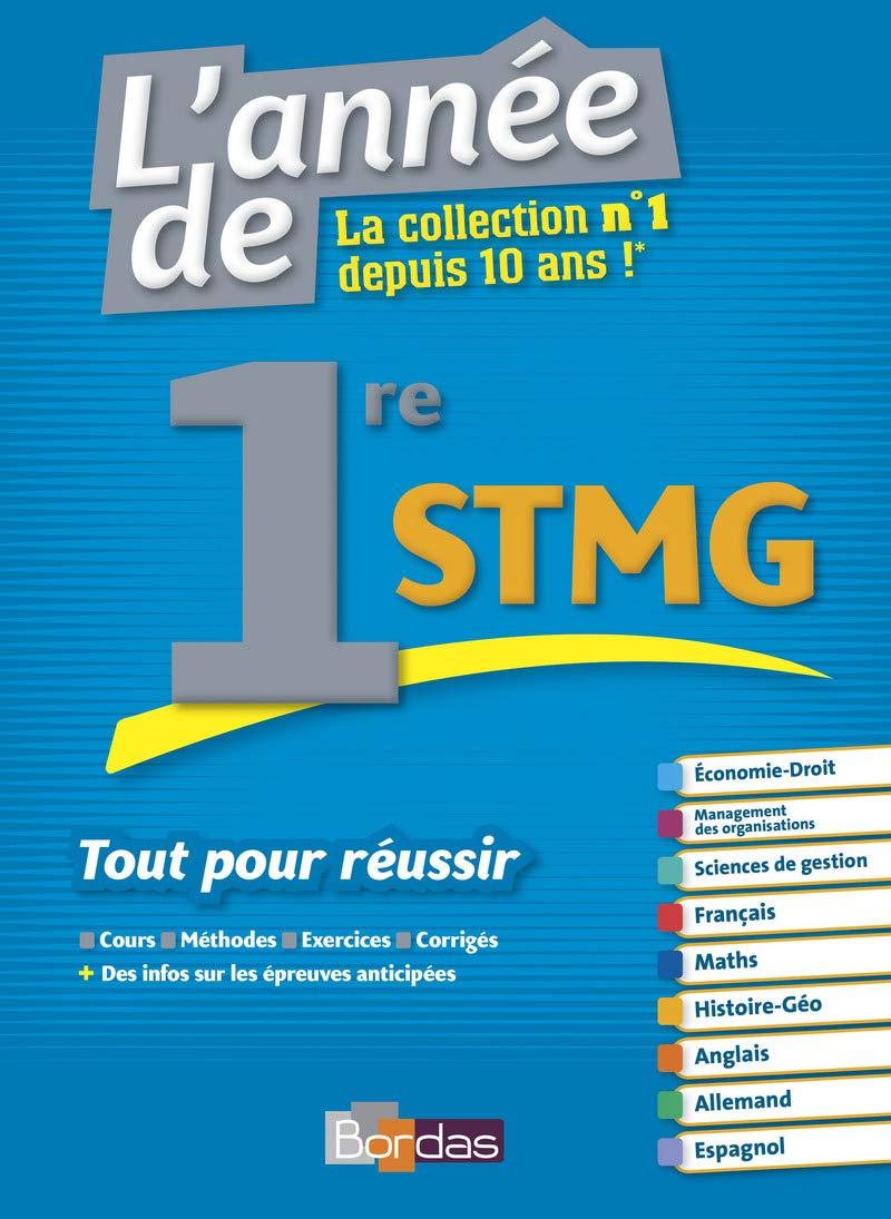 L'année de 1re STMG